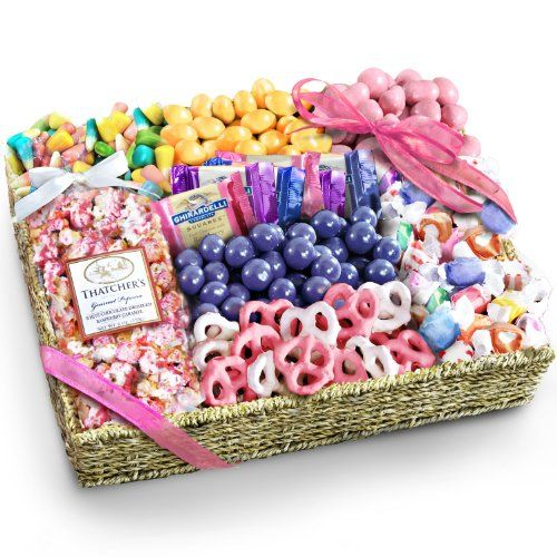 Spring and Easter Sweets and Crunch Grand Gift « Holiday Adds