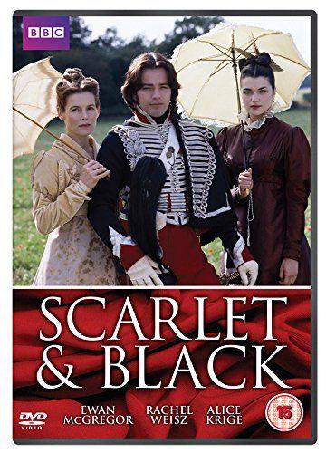 Scarlet And Black - BBC [DVD]: Amazon.co.uk: Ewan McGregor, Martin Jarvis, Alice Krige, T. P. McKenna, Lisa Coleman, Rachel Weisz, Stratford Johns, Christopher Fulford, Ben Bolt: DVD & Blu-ray