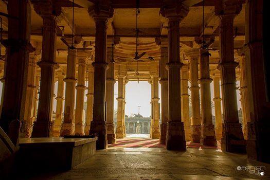 Sarkhej Roza, Ahmedabad, Gujarat, India. #AhmedabadTourism