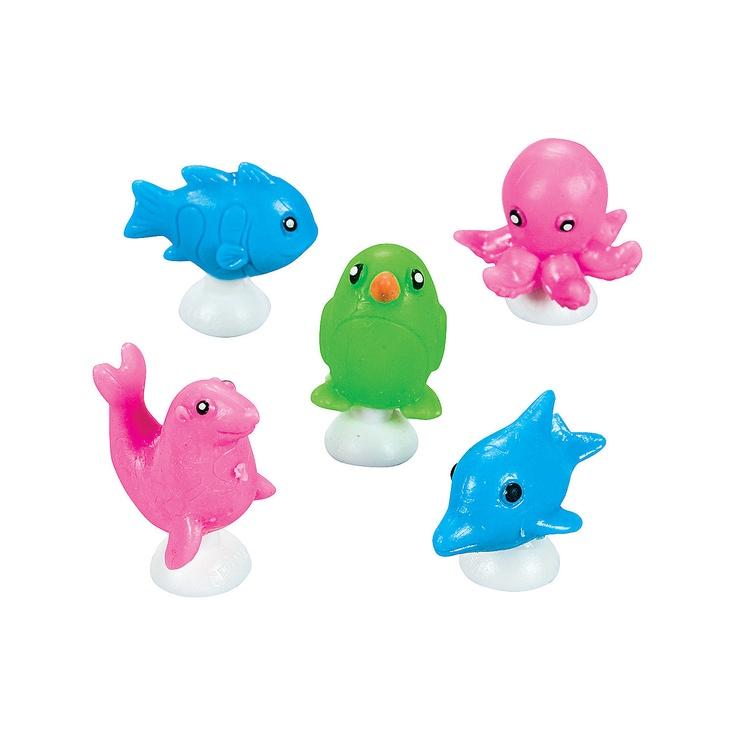 Stikeez™ Ocean Characters - OrientalTrading.com
