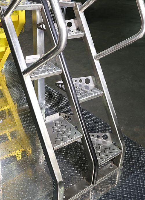 Best 21 Best Steel Alternating Tread Stairs Images On Pinterest 640 x 480
