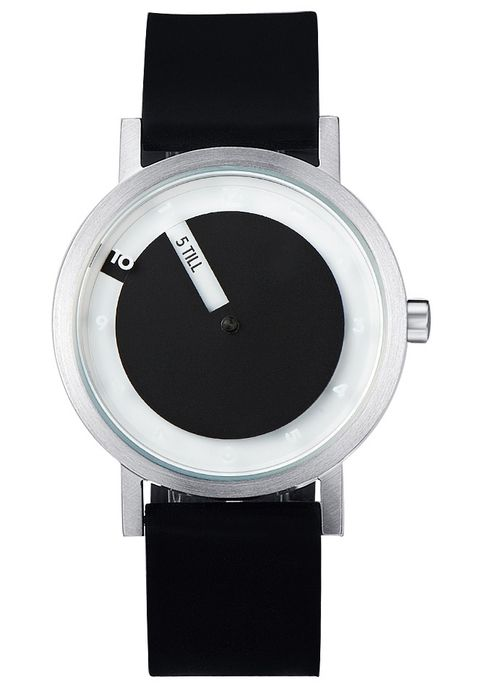 The Projects Steel Till Watch is now available from the Web's Best Modern Watch store Watches.com
