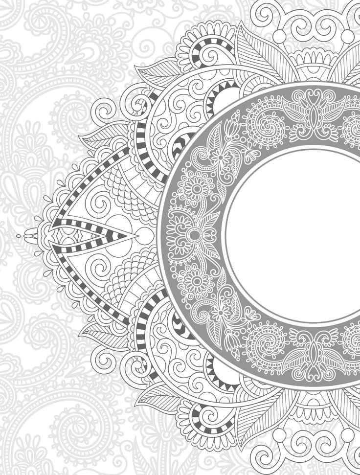 Paisley Free Printable Coloring Pages For Adults Web