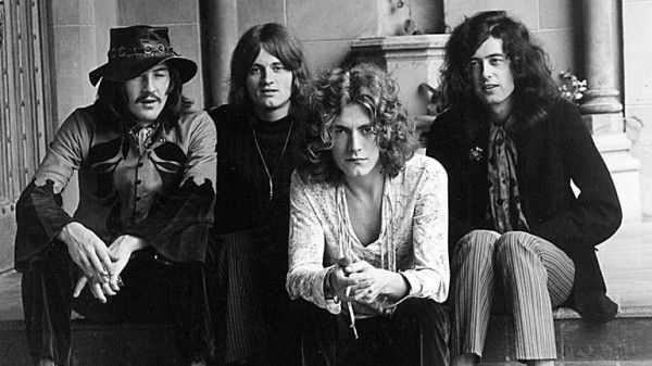 Led Zeppelin disponibiliza música nunca lançada