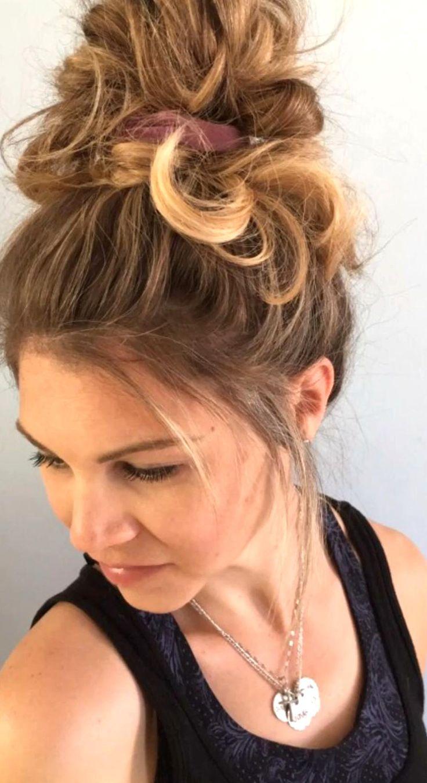 Easy Everyday Messy Bun Tips Tricks - Hair Trends in 2020 ...