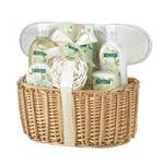 White Gardenia Spa Set