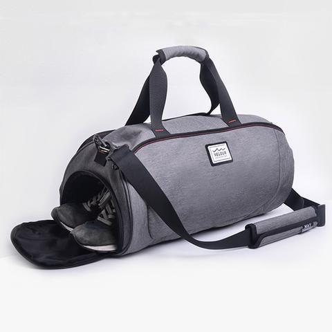 Waterproof Shoulder Sport Gym Bag for Shoes Storage  1e61bc59c3ad7