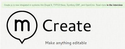 Inpage Editing For CMS Using Create.js