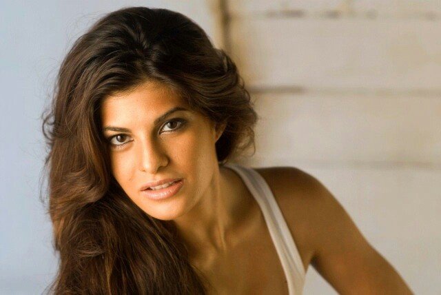 Photo Shoot with Model Jacqueline Fernandez for Crown Hair & Beauty