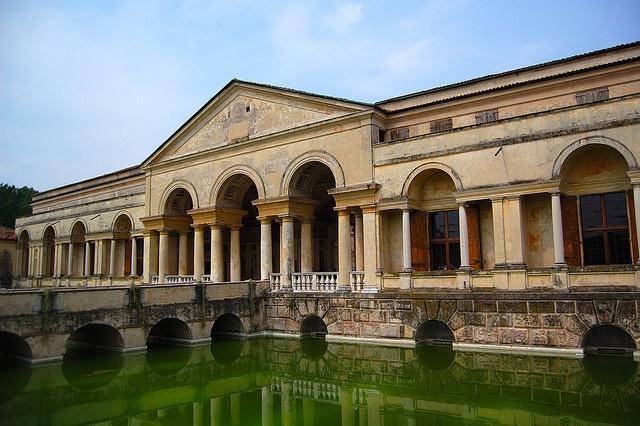 #Palazzo #Te, #Mantova. 1524-1534