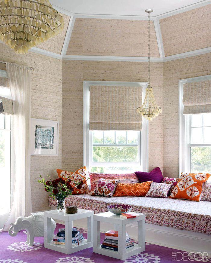 Нескучный интерьер дома с элементами морского декора