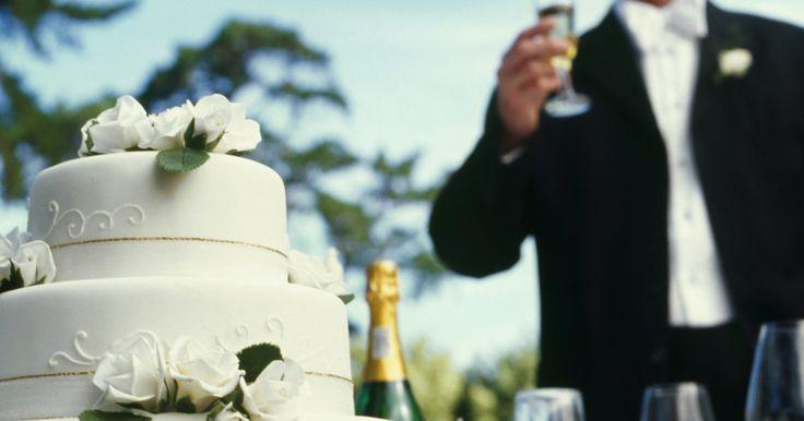 Ideas para el discurso de un maestro de ceremonias en una boda