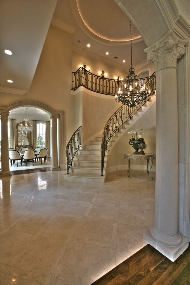 Isler Homes - Projects - New Construction: Greenbrier.  This is what I imagine my Italian Villa will look like.