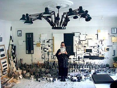 Studio of Tenka Gammelgaard