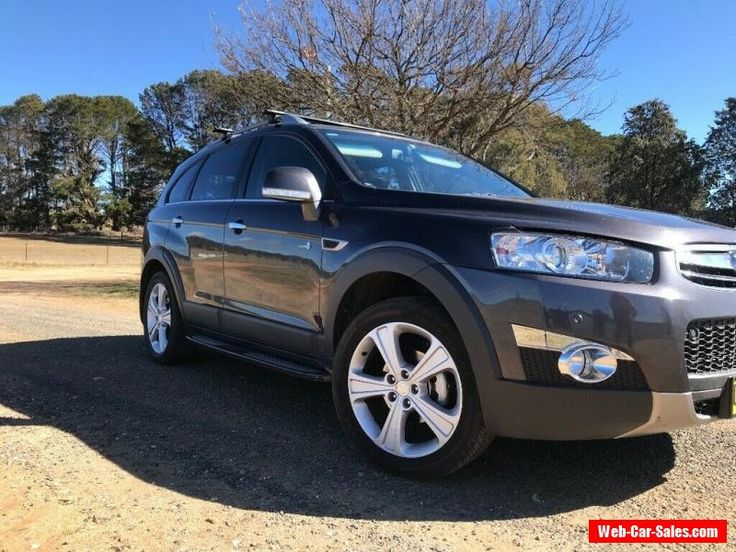 2014 Holden Captiva 7 Series II Turbo Diesel holden