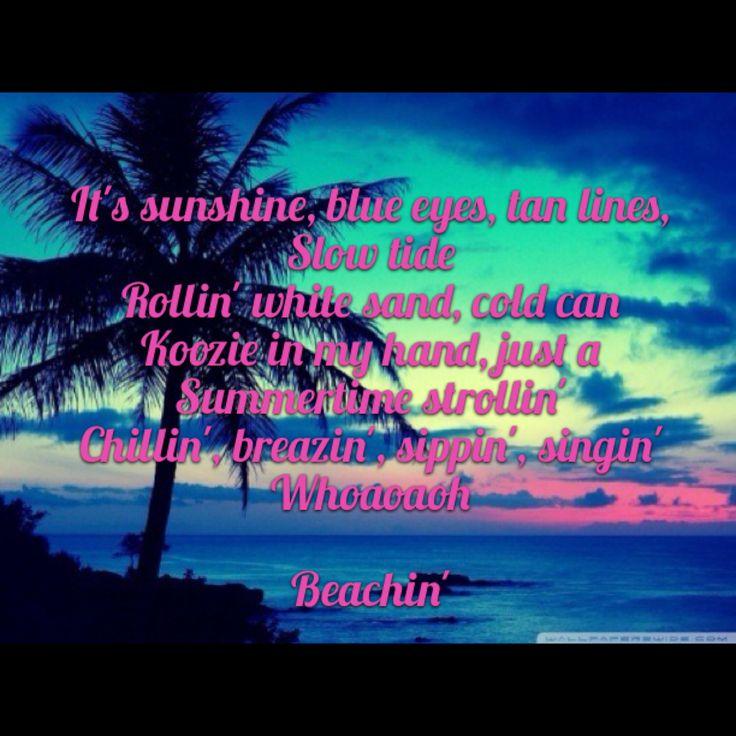 Beachin'- Jake Owen love the blonde hair blue eyes and tan ...
