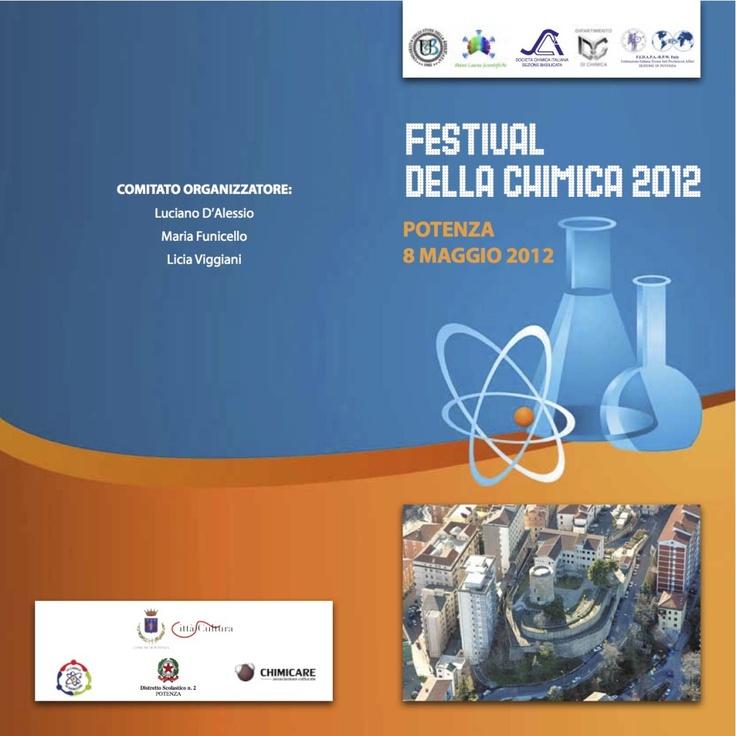 Festival della Chimica, tomorrow in Potenza, Basilicata