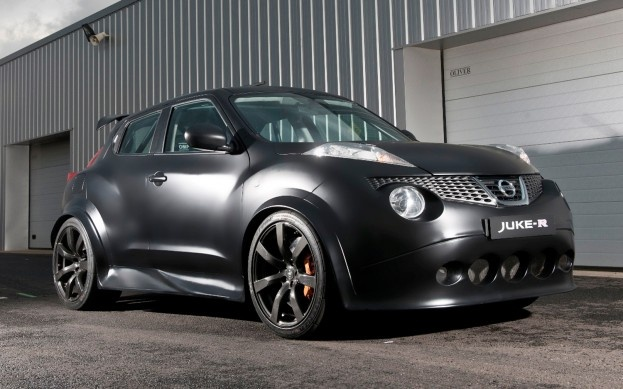 Nissan Juke R, headed for production! #nissan #juke