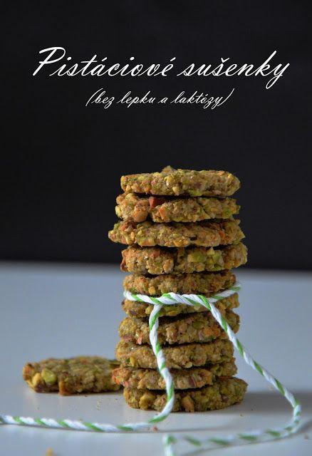 TynaTyna: Pistáciové sušenky