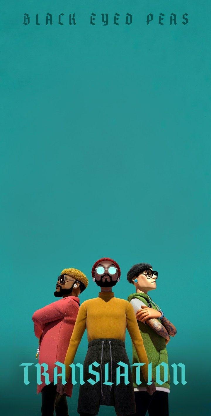 Black Eyed Peas Translation Wallpaper Fondos De Pantalla Abstractos Abstracto