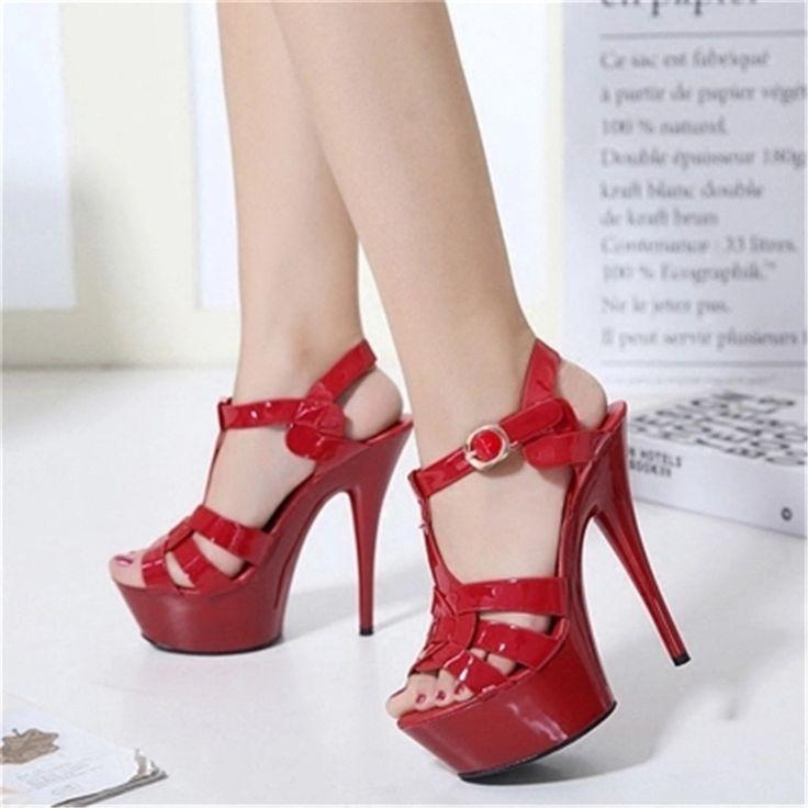Parole Buckle Shoes in the Rough avec Sandals à... YDE5kHPOoK