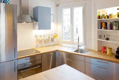 acheter une cuisine ikea conseils exemples kitchen pinterest cuisine ikea exemple. Black Bedroom Furniture Sets. Home Design Ideas