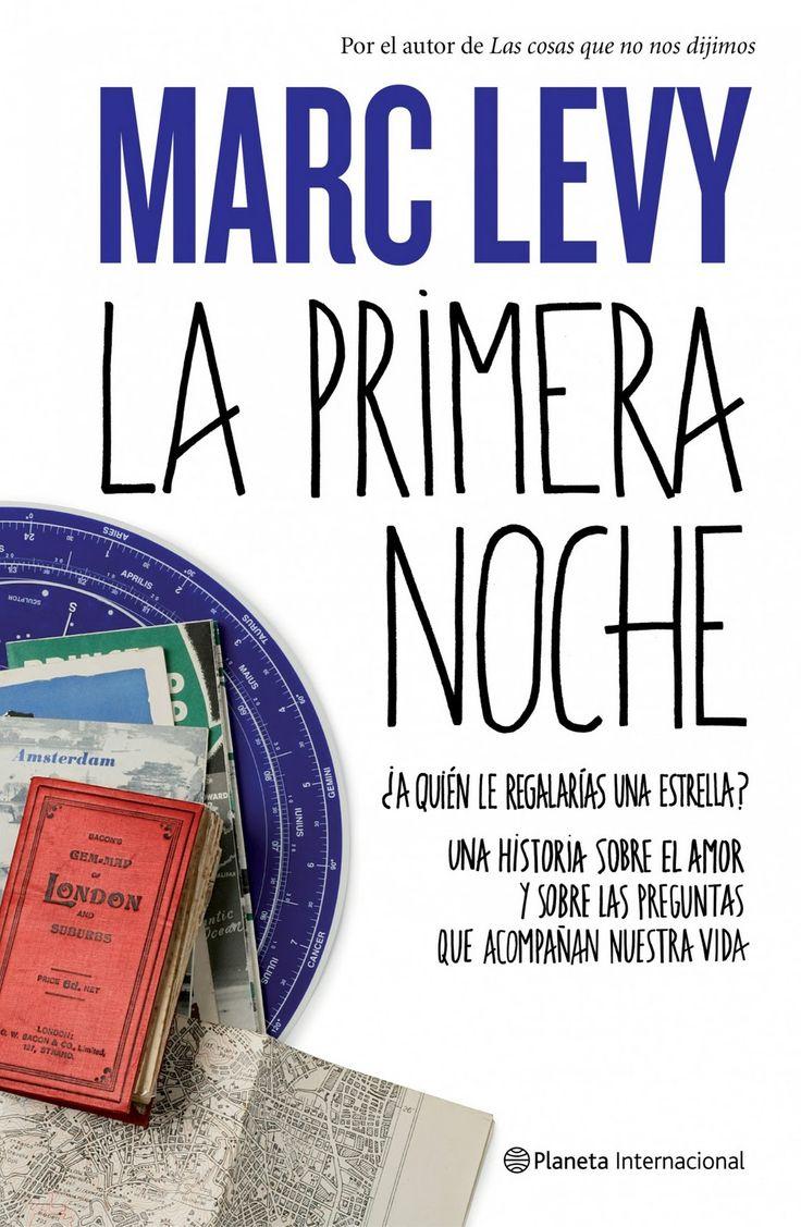 """""""La primera noche"""" de Marc Levy"""
