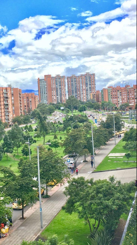 Ciudad salitre Bogota