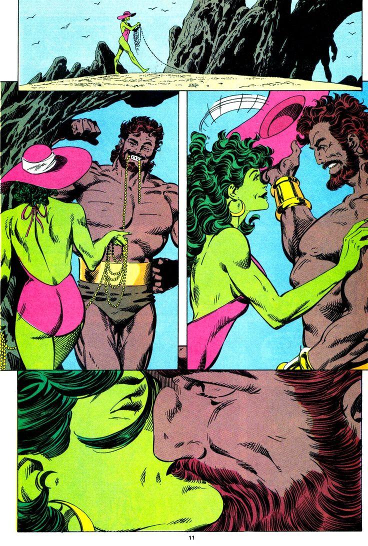 Hulk Fucks She Hulk Delightful she hulk and hercules   she-hulk   pinterest   john byrne and marvel