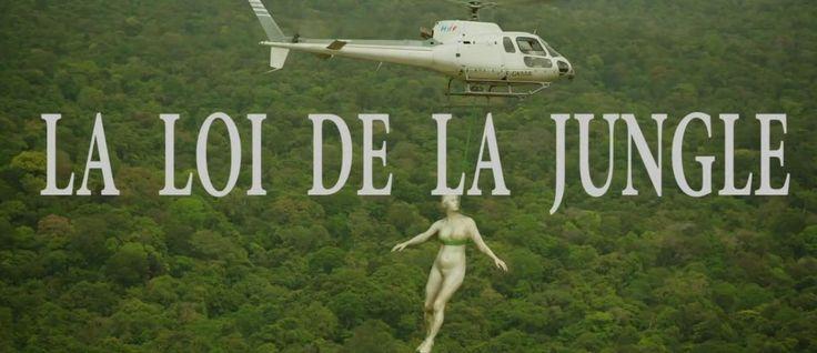 La Loi de la jungle, un film d'Antonin Peretjatko : critique