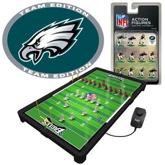 Philadelphia Eagles Electric Football Game