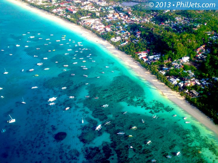 #Boracay #Helicopter #Tour by PhilJets  http://www.philjets.com