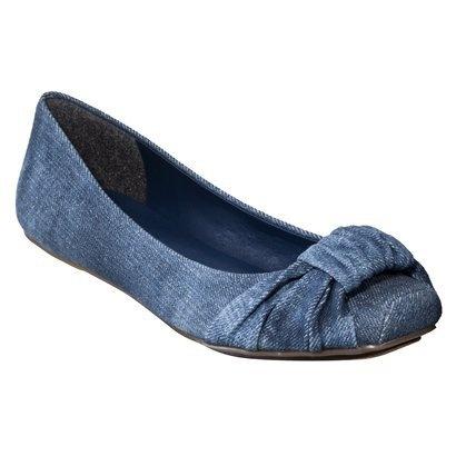 denim on shoes!