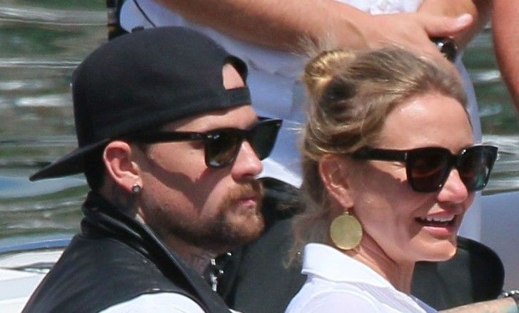 Congrats to Benji Madden and Cameron Diaz! What are ways to ask for your partner's parents' blessing on your #marriage? #engagements #celebcouples
