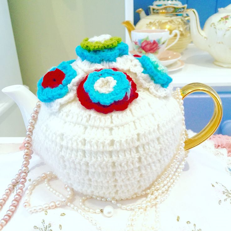 Nothing like a tea cosy... Anna Gare range