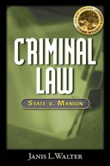 criminal law case study In criminal law, the illegal act of  this is the law of wrongs the big case which expanded this area of the law is also a strange  study in confidence with ora.