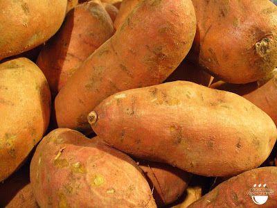 Propietats del moniato // Propiedades del boniato
