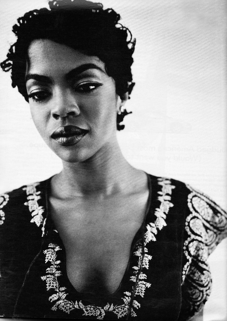 Love this photo of Lauryn!
