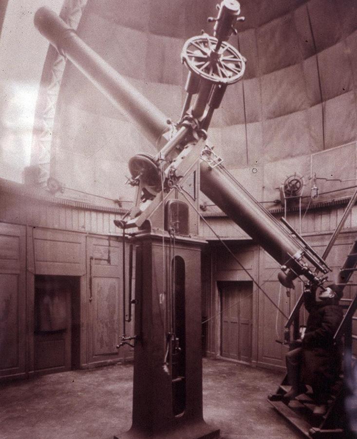 Century eye first lick observatorys sky