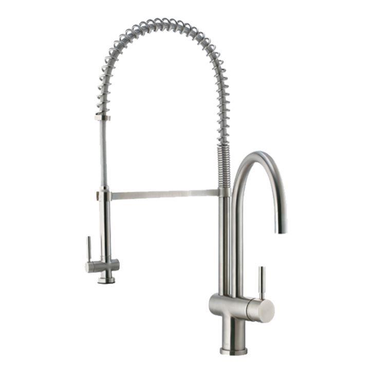 54 best Kitchen Faucet images on Pinterest | Chrome, Faucet parts ...