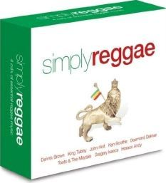 Simply Reggae 4CD Track Listings Disc 1 1 Delroy Wilson - Put Yourself In My Place 2 Baba Brooks ndash
