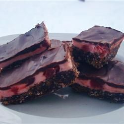 Cherry Nanaimo Bars Allrecipes.com