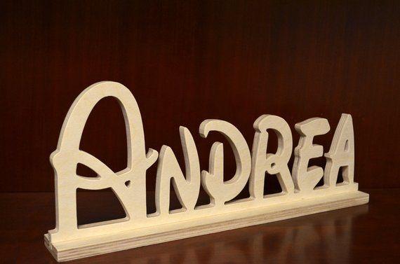 Houten naambord Baby naam Plaque gepersonaliseerde houten namen, Disney lettertype, aangepaste kwekerij Wall Decor