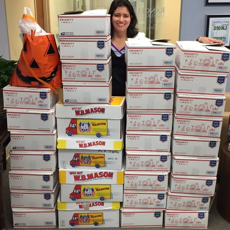 "Thank you to all who participated in our Halloween Candy buyback. This was a record year....over 500 pounds of candy collected and distributed to ""Operation Gratitude"" and "" Supplies for Soldiers"". 11/2016. My dentist..."