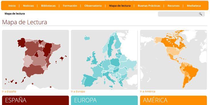 En la sección Mapa de la lectura te ofrecemos un escaparate en el que puedes encontrar todas las noticias nacionales e internacionales relacionadas con el mundo de las alfabetizaciones múltiples. Podrás descubrir qué está pasando en tu entorno y unirte a las acciones de lectura que más te interesen.