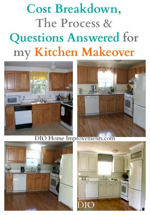 kitchen makeover featured in better homes and gardens popular pins pinterest gardens. Black Bedroom Furniture Sets. Home Design Ideas