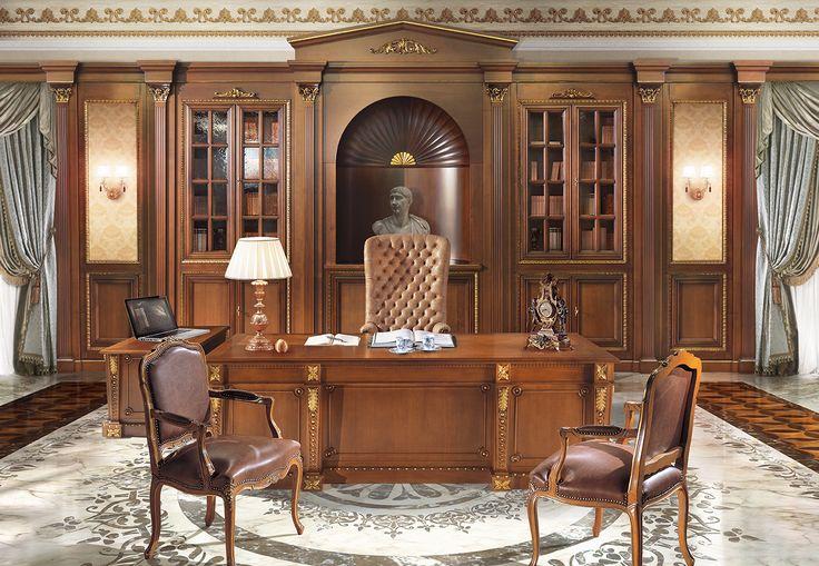 CANOVA Luxury italian design office furniture