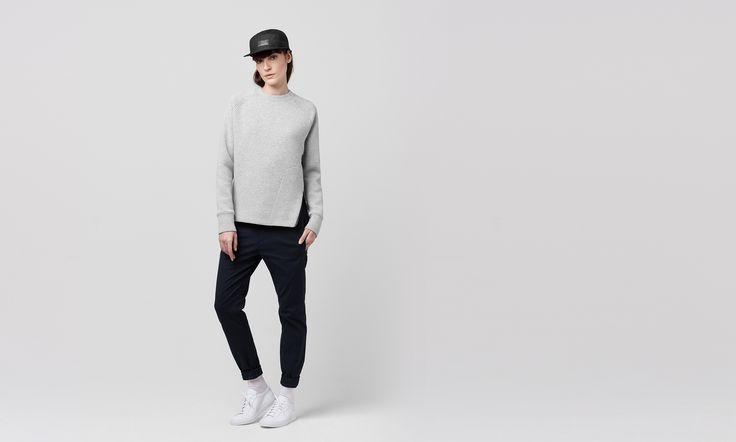 Holden Unisex Structured Sweatshirt | The Arrivals: