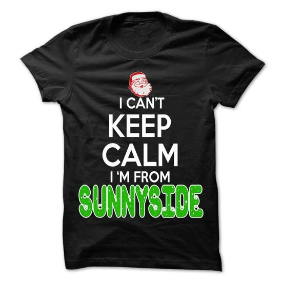 Keep Calm Sunnyside Christmas Time T Shirts, Hoodie Sweatshirts