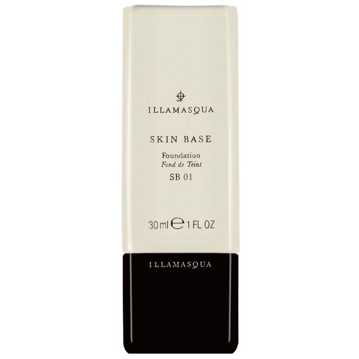 Skin Base Foundation In 1 | White | Smooth & Soften Skin | Illamasqua
